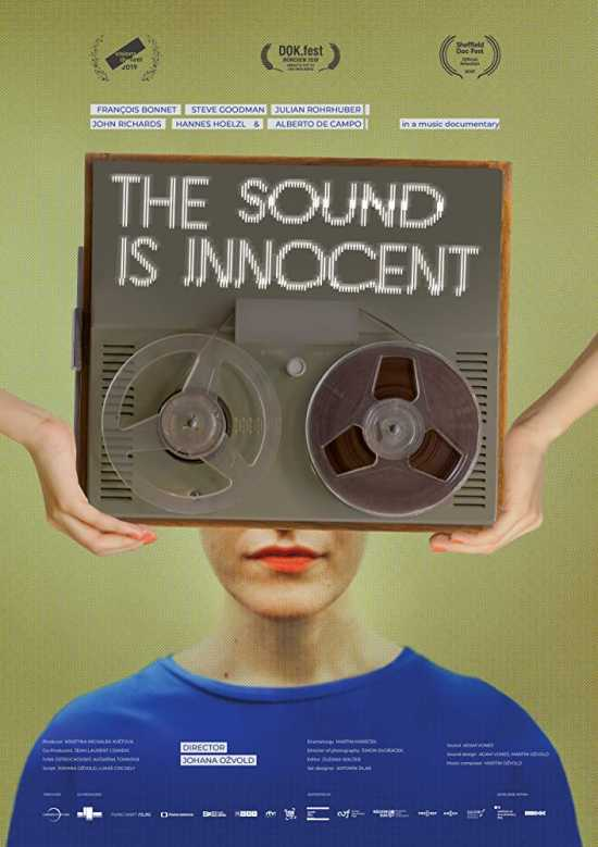 The Sound is Innocent POSTERupr